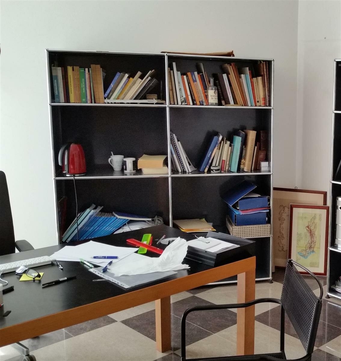 usm haller raumteiler. Black Bedroom Furniture Sets. Home Design Ideas