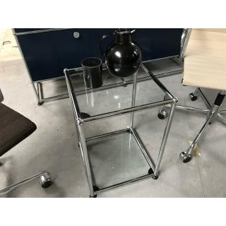 Tische for Beistelltisch glas hohenverstellbar