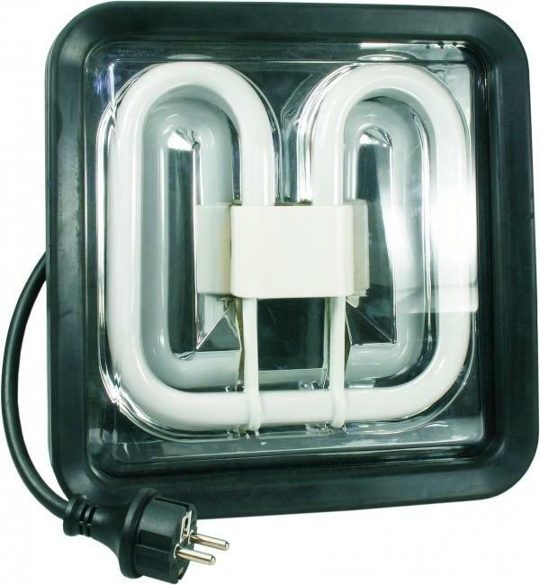 tl38s energiesparlampe 38 watt arbeitsleuchte baustrahler b ware 13 09. Black Bedroom Furniture Sets. Home Design Ideas